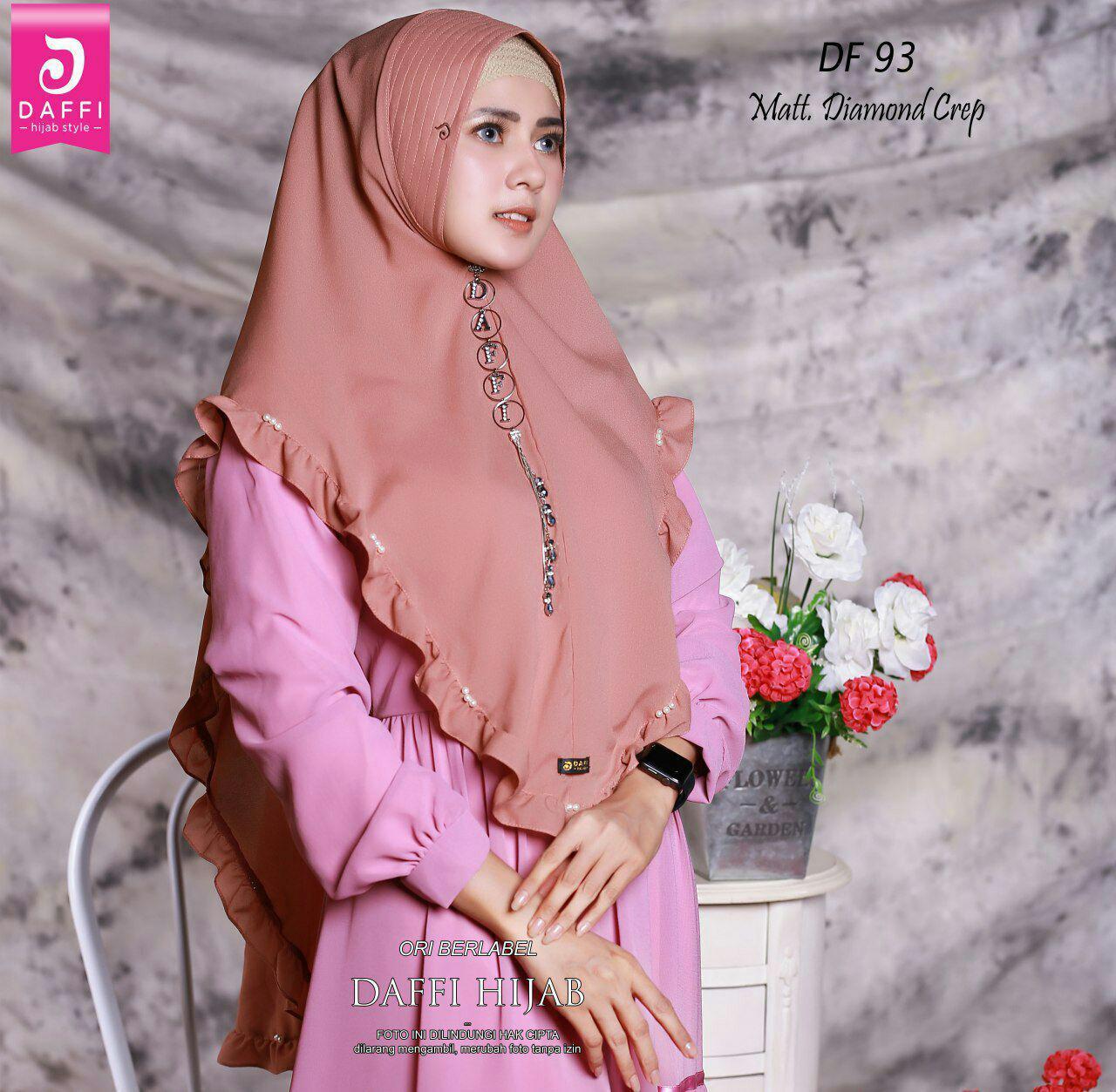 Daffi Hijab Ori Df 93 Shofiahijab Com